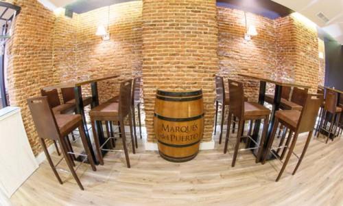 Cava del Restaurante Saraiba