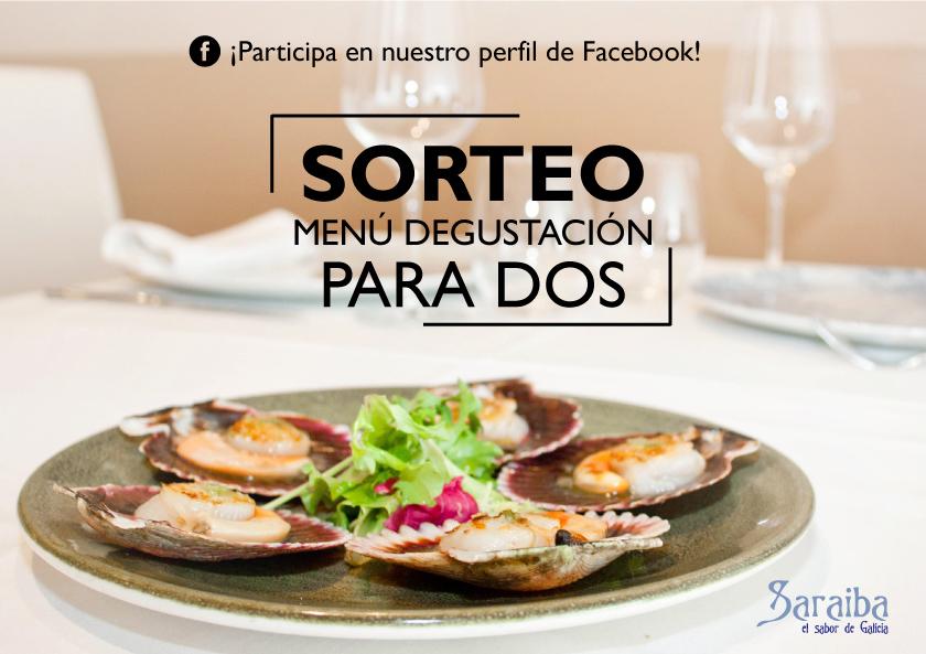 Sorteo Saraiba